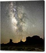 Monumental Sky Canvas Print