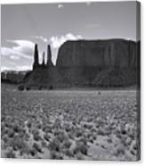 Monumentvalley 22 Canvas Print