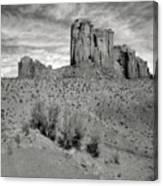 Monumentvalley 33 Canvas Print