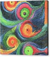 Mood Swings Canvas Print