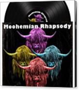Moohemian Rhapsody Canvas Print