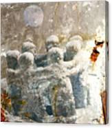 Moon Dance Canvas Print