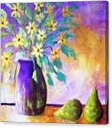 Moonbeams Canvas Print