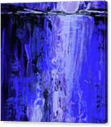 Moonlight Madness Canvas Print