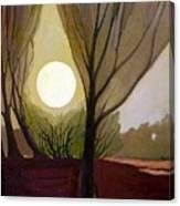 Moonlit Dream Canvas Print