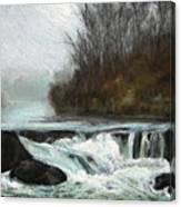 Moonlit Serenity Canvas Print