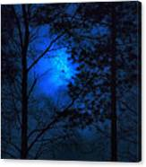 Moonshine 03 Bad Moon Rising Canvas Print