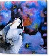 Moonsong Canvas Print