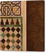 Moorish Canvas Print