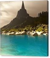 Mora Seascape Canvas Print