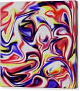 More Cresm #2 Canvas Print