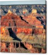More From The Canyon Canvas Print