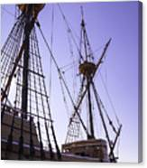 More Mayflower In Mystic Canvas Print