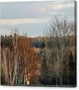 More Sunset Light Canvas Print