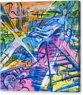 More Than A Dream Canvas Print