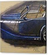 Morgan Aero Canvas Print