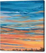 Mornin IIi Canvas Print