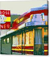 Morning At The Melrose Canvas Print
