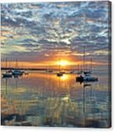 Morning Bliss Canvas Print