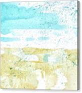 Morning Freshness Canvas Print