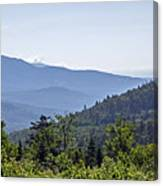 Morning In New Hampshire Canvas Print