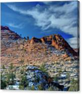 Morning In Zion Canvas Print