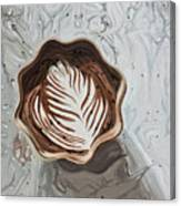 Morning Mocha Canvas Print