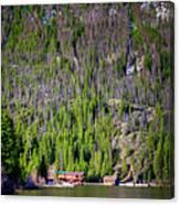 Morning On Grand Lake Canvas Print