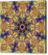 10300 Morning Sky Kaleidoscope 01a Canvas Print