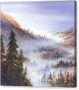 Morning Vista Canvas Print