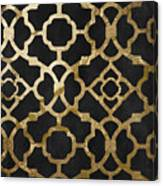 Moroccan Gold IIi Canvas Print
