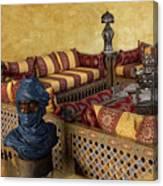 Moroccan Room Canvas Print