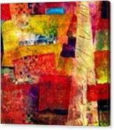 Moroccan Souk Canvas Print