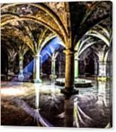 Morocco Cistern Canvas Print