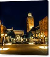 Morocco Pavilion, Epcot, Walt Disney World, Lake Buena Vista, Florida Canvas Print