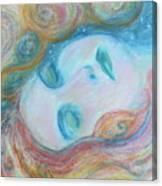 Morpheus Embrace Canvas Print