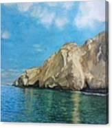 Morro Ballena North Of Chile Canvas Print