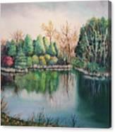Morton Arboretum No.2 Canvas Print