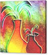 Mosaic  #134 Canvas Print