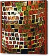 Mosaic 16 Canvas Print