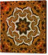 Mosaic Antigua Canvas Print