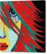 Mosaic Indie Canvas Print
