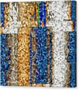 Mosaic Magic Canvas Print