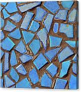 Mosaic No. 31-1 Canvas Print