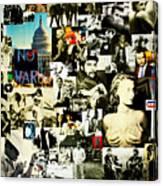 Mosaico N.1 Canvas Print