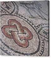 mosaics in Ravenna II Canvas Print