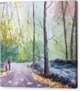 Mosquito Creek Canvas Print