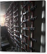 Mossberg M590 Compact Shotguns Canvas Print