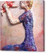 Mother Bonding V Canvas Print