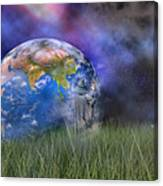 Mother Earth Series Plate4 Canvas Print